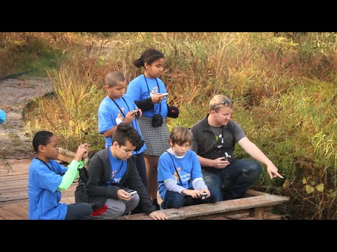 OKC GOOD Community Story  Parks in Focus & Positive Tomorrows  Arcadia Lake Education Outing