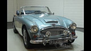 Austin Healey 3000 Cabriolet 1967 -VIDEO- www.ERclassics.com