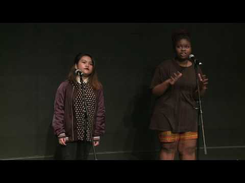 Word The Front Line 2016, Pearl & Tiara, Marist College