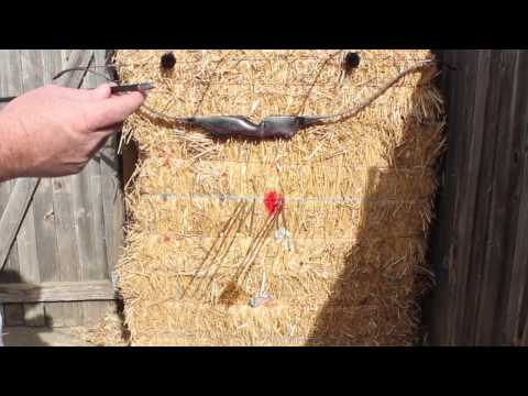 Tuning Traditional Bow (longbow Or Recurve) By Diamondback Archery