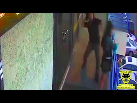 Unprovoked Attack Caught on Camera | Active Self Protection