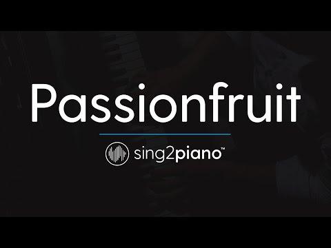 Passionfruit (Piano Karaoke Instrumental) DRAKE