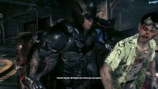 BATMAN™: ARKHAM KNIGHT: All Riddles Solved + Riddler Boss Fight
