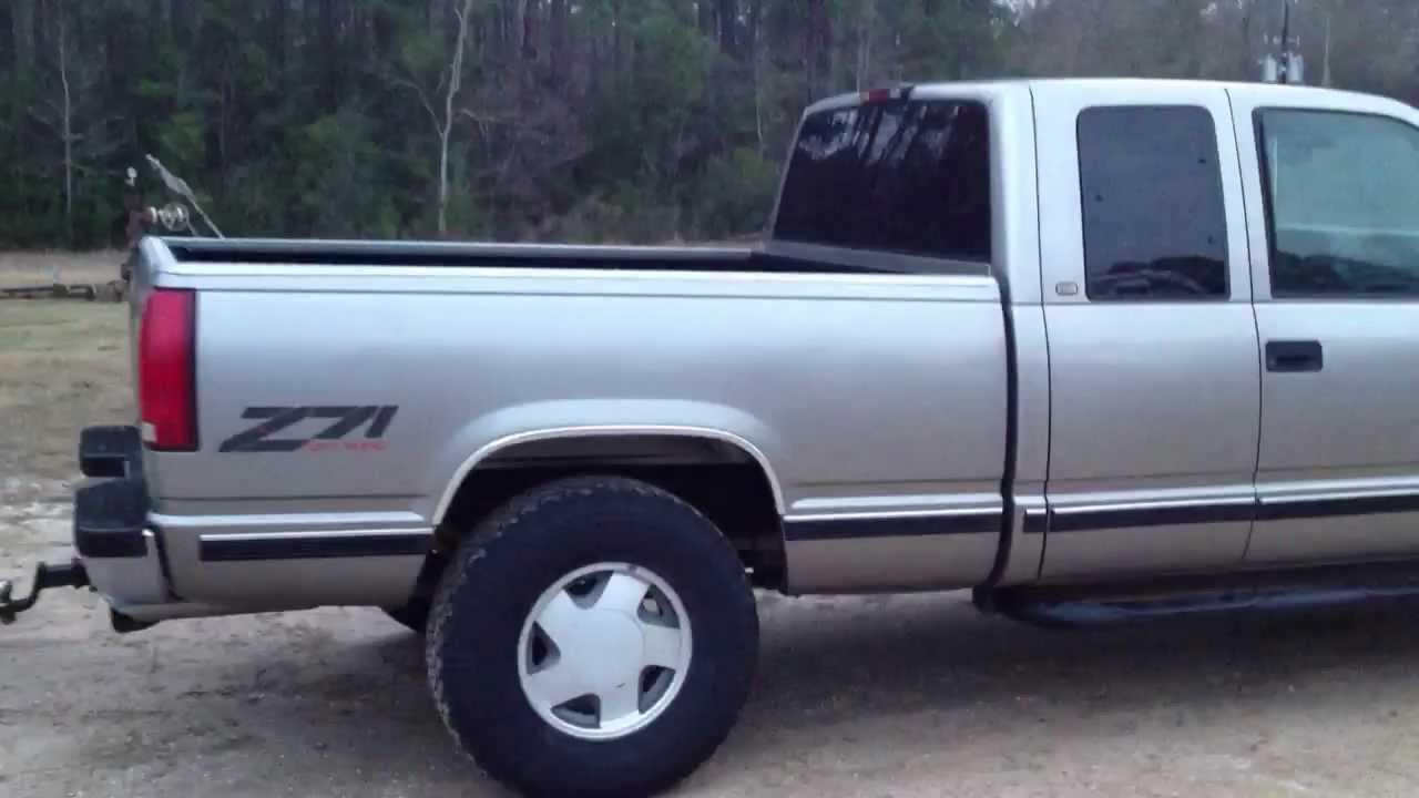 1998 Chevrolet K1500 Walk Around - YouTube