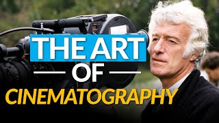The BEST Cinematography Advice From Roger Deakins (His Philosophy of Cinematography)