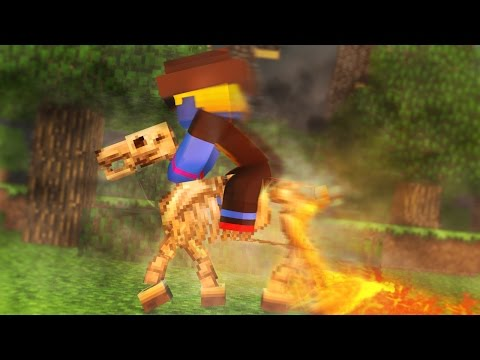 Minecraft: CAVALEIRO FANTASMA ‹ Hardcore...