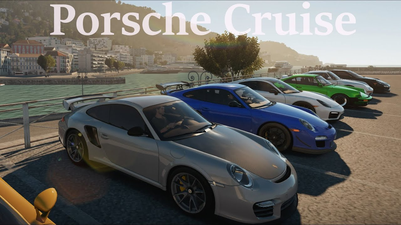forza horizon 2 porsche cruise carrera gt 918 gt2 rs gt3 rs and more. Black Bedroom Furniture Sets. Home Design Ideas