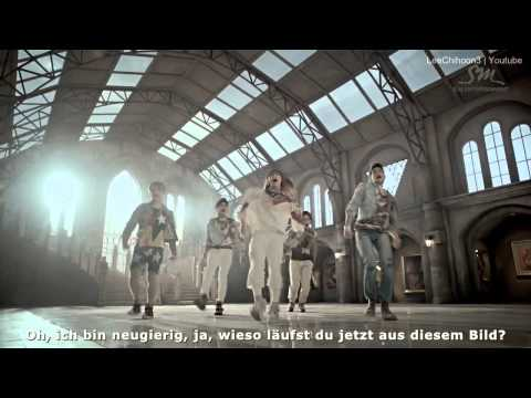[HD] SHINee - Sherlock (Clue + Note) MV (German Subbed)