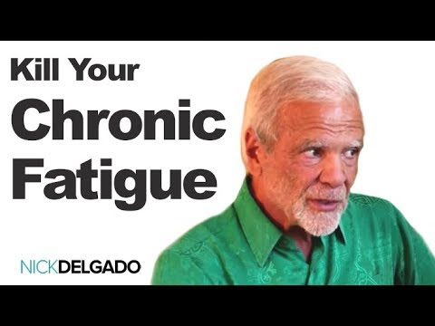 Kill Your Chronic Fatigue with one easy Supplement