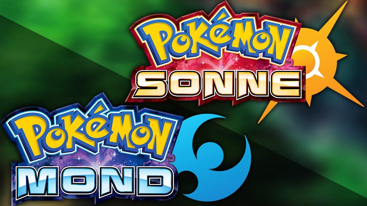 Pokemon Sonne Pokemon