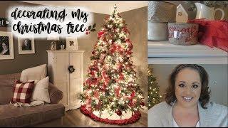 DECORATING MY CHRISTMAS TREE | Tips & Tricks | 2018
