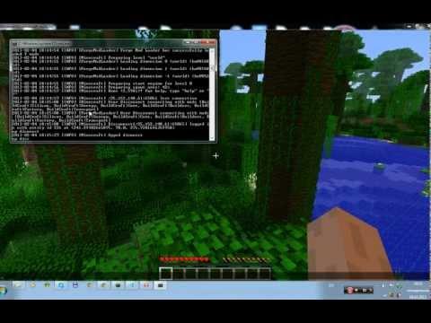 Как установить моды на сервер Minecraft!!