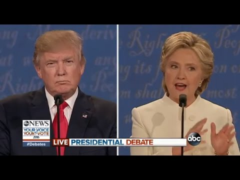 Third Presidential Debate Highlights | Clinton, Trump on 2nd Amendment, Guns