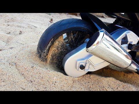 The bike stuck in the sand Funny Paw Patrol Ride on POWEL WHEEL Jeep to help Boy