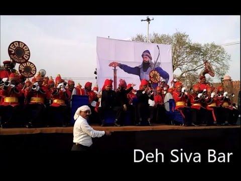 Deh Siva Bar Mohe ihe - Delhi Fateh Diwas...