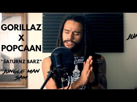 Saturnz Barz  Gorillaz x Popcaan  Jungle Man Sam