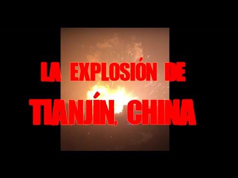 La explosión de Tianjín, China - ¿qué está sucediendo? | DrossRotzank