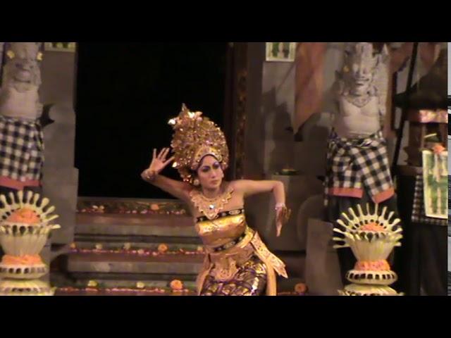 Oleg Tambulilingan 2013 alm. Gst Ayu Raka Rasmi, AA Rita Dewi (peran pengganti)  & AA Gde Oka Dalem