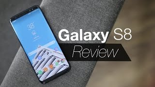 Samsung Galaxy S8 Review: The Good, The Bad, The Best
