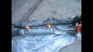 Замена рулевой рейки Мерседес GL 500