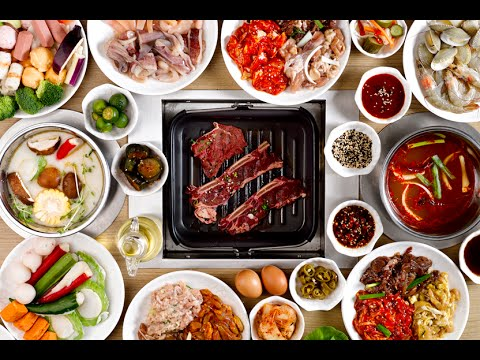 Seoul Garden Singapore Best Halal Korean Bbq Buffet
