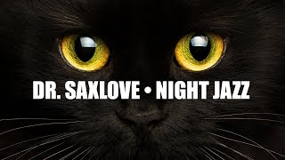 Night Jazz • 1 HOUR Smooth Jazz Saxophone Instrumental Music for Relaxing and Study