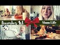First Shoes, Vlogger Secret Santa & Boys Bedroom Ideas | Day in the life of a Mum/Mom | SJ STRUM
