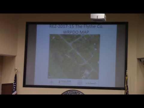 8d. REZ-2017-15 Flythe Co., 3885 Old US Hwy 41 N, E-A to C-G, .41 acres