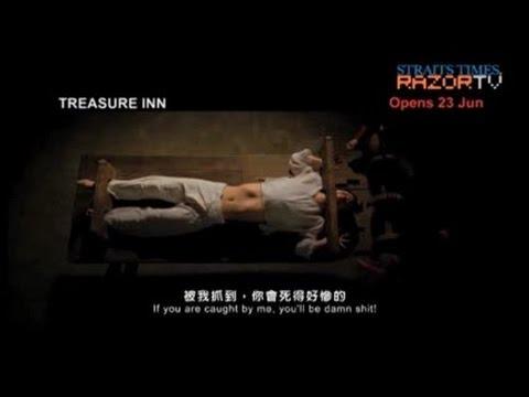 Comedy meets suspense thriller (Treasure Inn press conference Pt 1)