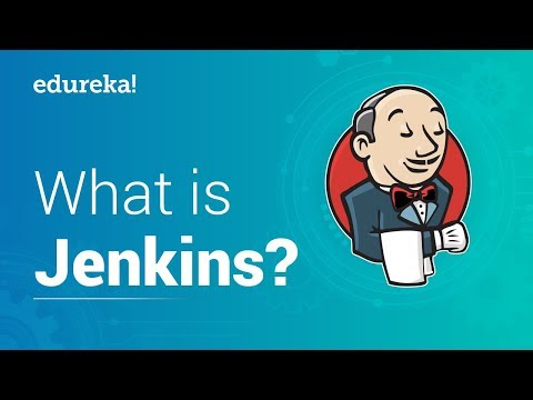 What is Jenkins | Jenkins Tutorial for Beginners | Jenkins Continuous Integration Tutorial | Edureka