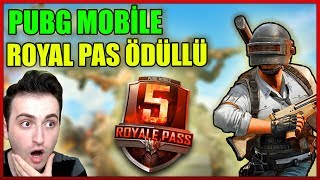 ROYALE PASS ÖDÜLLÜ 1 VS 1 - PUBG Mobile