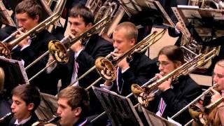 2012 Iowa All-State Chorus and Band: America the Beautiful