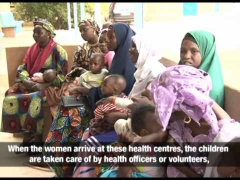 Niger - Screening of Malnutrition