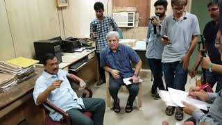 Delhi CM Arvind Kejriwal Orders Transport Department Officers after Visit Burari Transport Authority