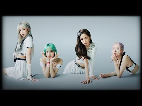 BLACKPINK - 「THE ALBUM -JP Ver.-」 Concept Photo Teaser