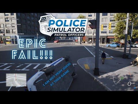 EPIC FAILS - Police Simulator: Patrol Officers (Fails #1) |