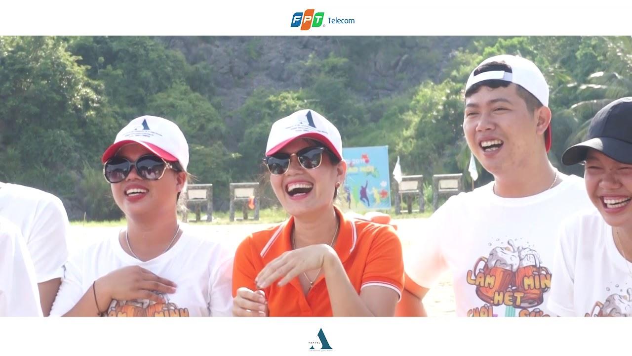 Tour Cát Bà 3 ngày 2 đêm cùng FPT Phú Thọ