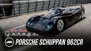 1993 Porsche Schuppan 962CR - Jay Leno