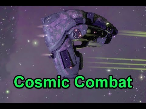 Cosmic Combat - EVE Online Live Presented in 4k