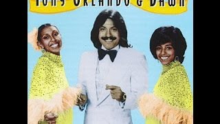 Watch Tony Orlando  Dawn Youre All I Need To Get By video