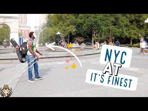 Downtown Soho/West 4 NYC Walk Tour [4K]