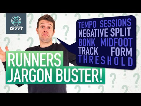 How To Talk Like A Runner | Running Jargon Buster