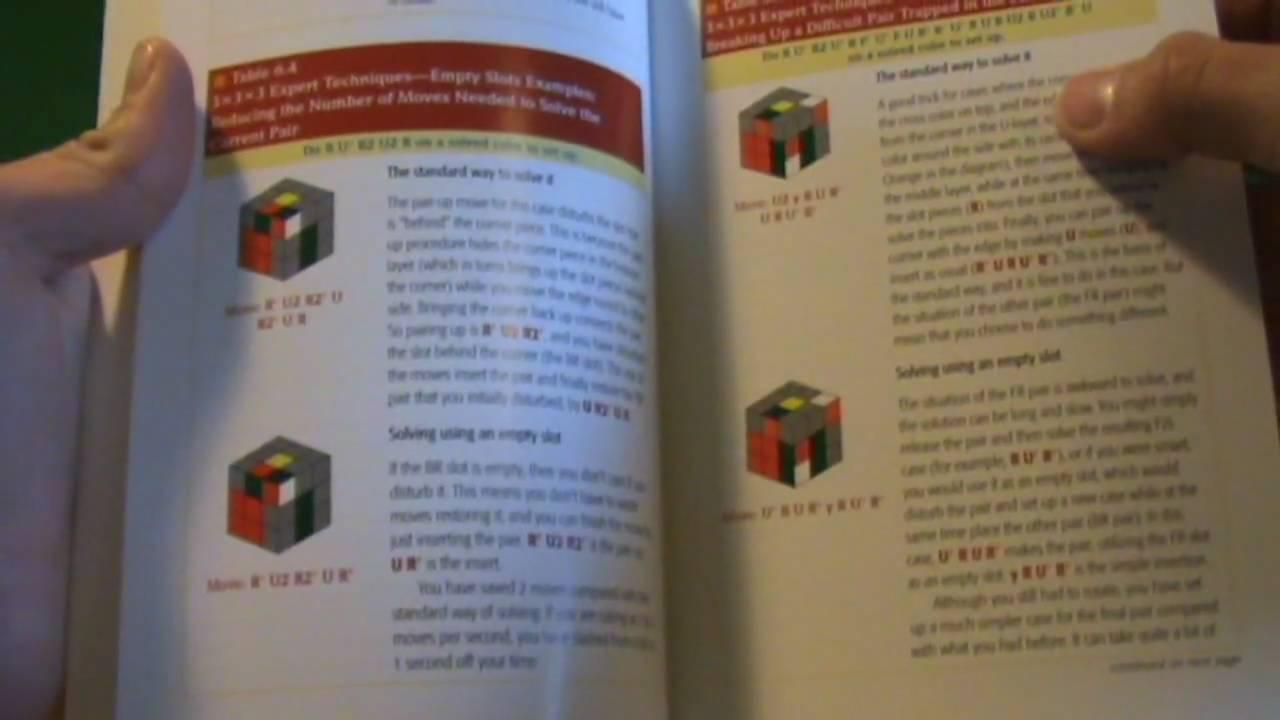 Speedsolving The Cube Dan Harris Pdf