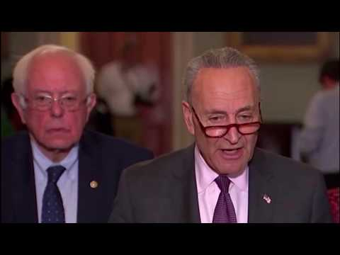 """Chuck Schumer SLAMS Trump for saying """"Puerto Rico has thrown our budget a little out of whack"""""""