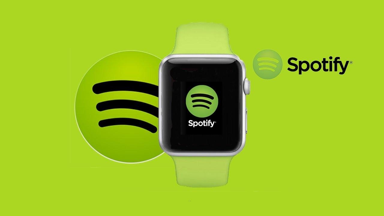 Resultado de imagen para spotify apple watch
