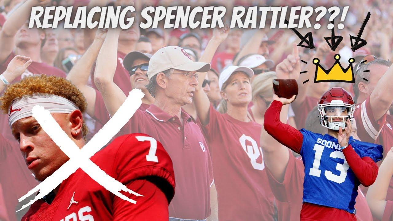 Oklahoma freshman QB Caleb Williams replaces Spencer Rattler vs ...