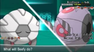 Pokemon X and Y WiFi Battle PIMPNITE VS LadyKrimZen [LIVE]