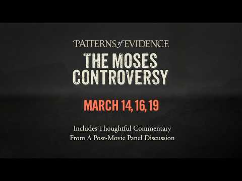 Patterns of Evidence: The Moses Controversy - 30 Second Trailer