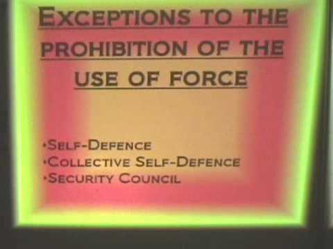 use of force in international law