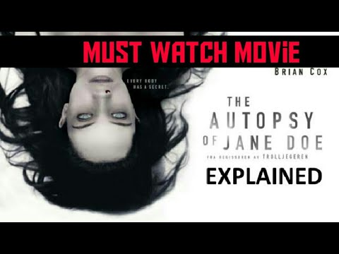 Must Watch Movie | Autopsy Of Jane Doe | The Insider